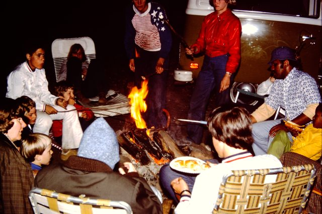 Northside Chapel Memorial Day Campout 1977