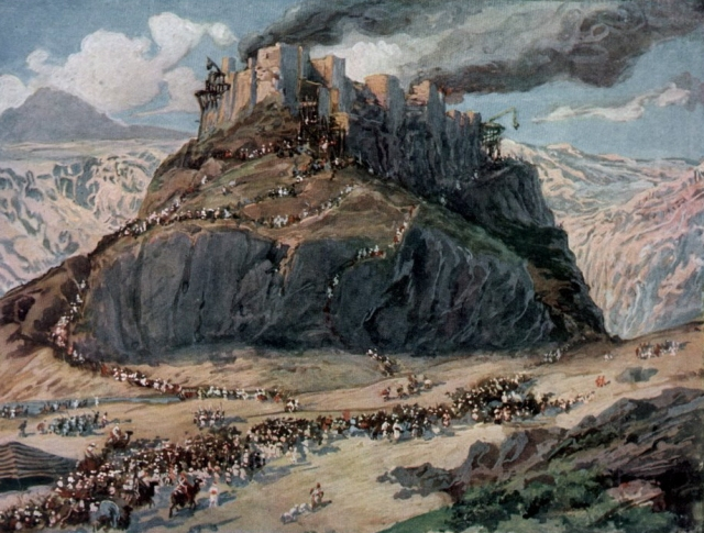 Tissot_The_Conquest_of_the_Amorites