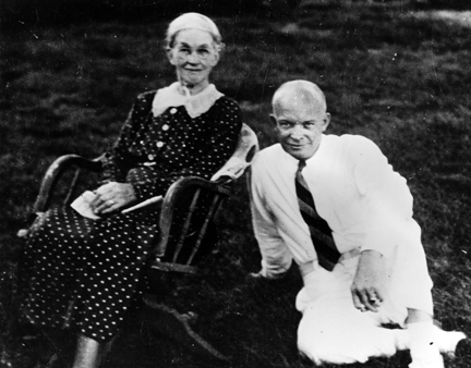 ida and dwight eisenhower
