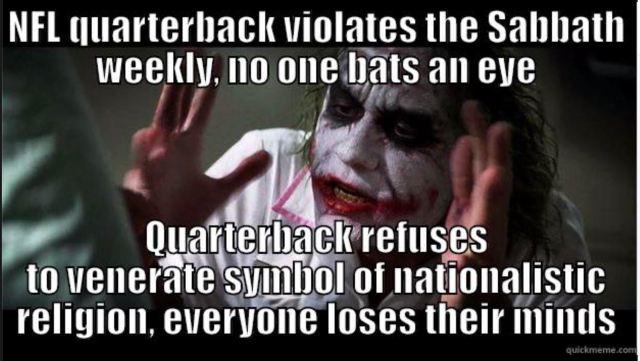 nfl quarterback sabbath observance