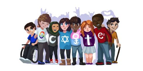 google logo march 31
