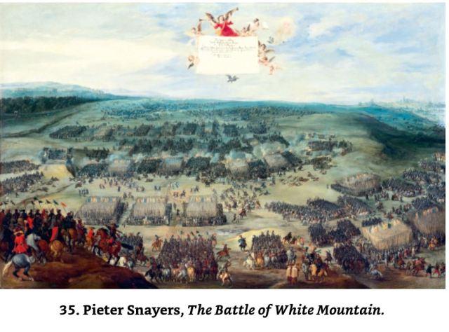 battle of white mountain