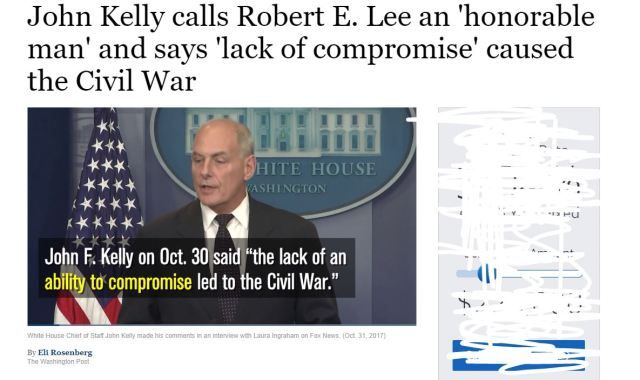 john kelly robert e lee